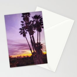Graffiti Palms Stationery Cards
