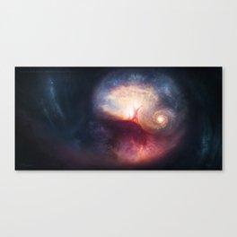 Expanding Consciousness Canvas Print