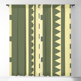 Indian Designs 151 Blackout Curtain