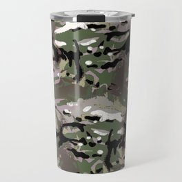 Camo Camo, and the art of disappearing. Travel Mug