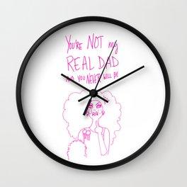Lil Poundcake Wall Clock
