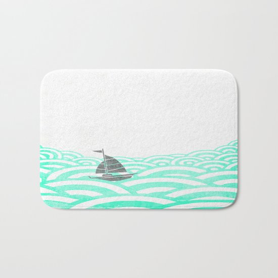 boat Bath Mat