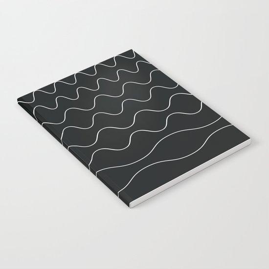 between waves Notebook