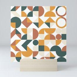 ground colors Mini Art Print