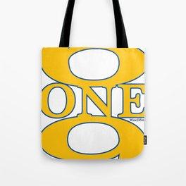 6ONE9 (619) Tote Bag