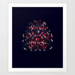 63020 Art Print