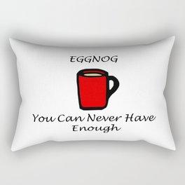 Eggnog Rectangular Pillow