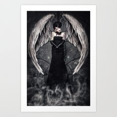 The Dark Phoenix Art Print