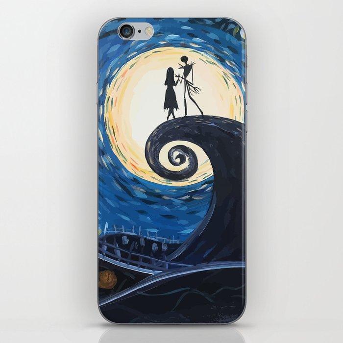 Jack Skellington Sally iphone case