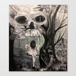 Swing Mare Canvas Print