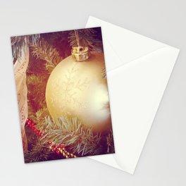 Golden Orb Stationery Cards