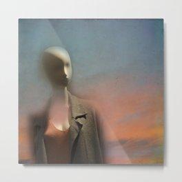 Anonymous Soul Metal Print
