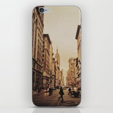 5th Ave iPhone Skin