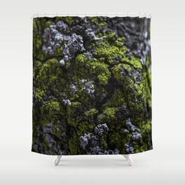 Barnacle Woodlands Shower Curtain