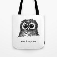 double espresso Tote Bag