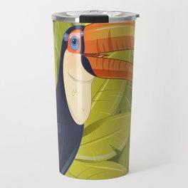 No Toucan-Not Travel Mug