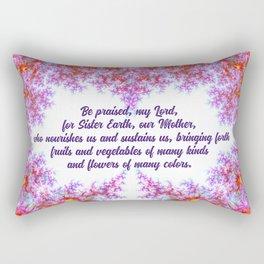 Sister Earth Rectangular Pillow