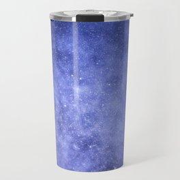 Light Purple Galaxy Travel Mug