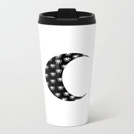 Eye Moon Metal Travel Mug