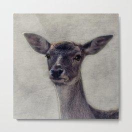 Bambi Metal Print