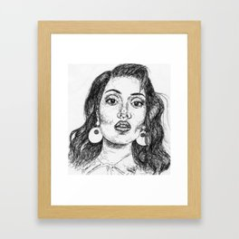 Kara Lane Framed Art Print