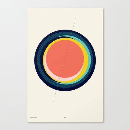 Future Globes 003 — Matthew Korbel-Bowers Canvas Print