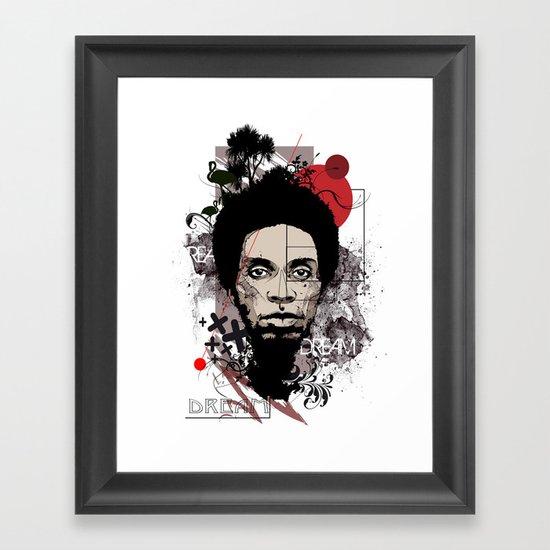 El Framed Art Print
