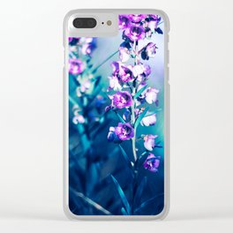 Efflorescence Clear iPhone Case
