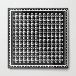 modular tiles Metal Print