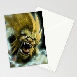 Blanka, Brazilian Street Fighter- Desafío52 Stationery Cards