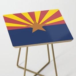 Flag of Arizona Side Table
