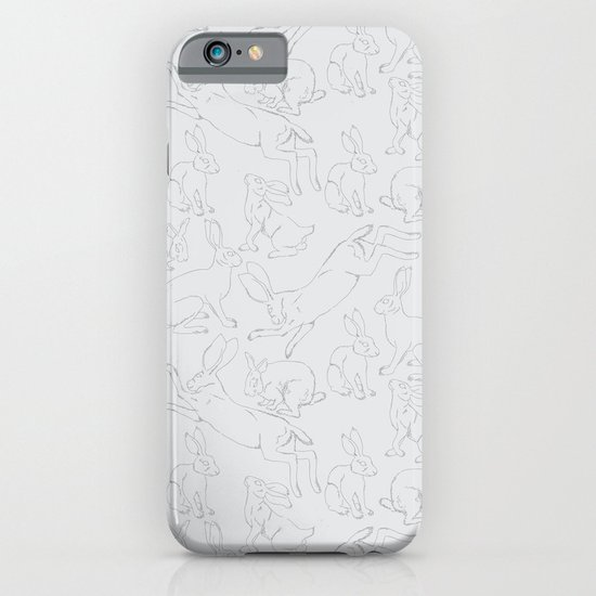 Hares iPhone & iPod Case