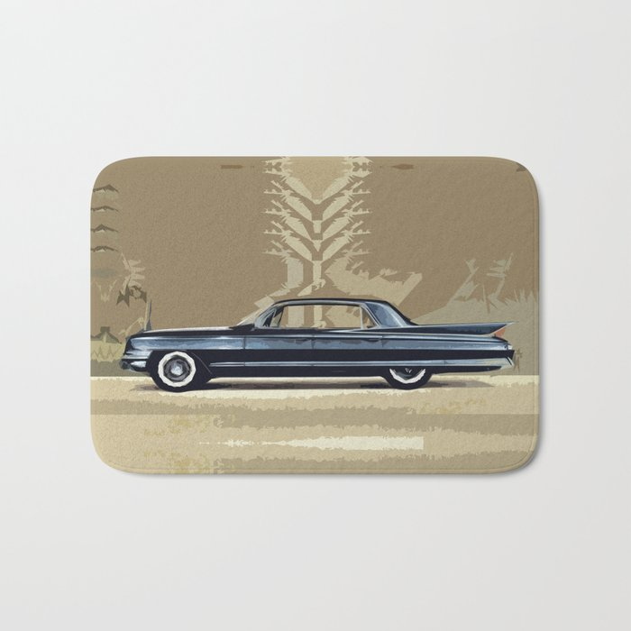 1961 Cadillac Fleetwood Sixty-Special Bath Mat