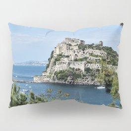 Aragonese Castle - Ischia Pillow Sham