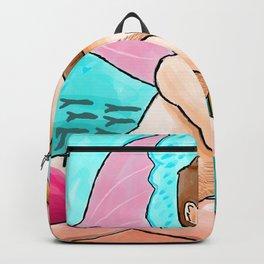 Fab Fighter Merman Backpack