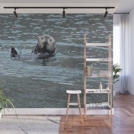 Sea Otter Fellow Wall Mural
