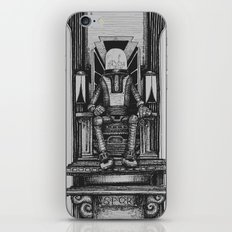 Pax Robota - B&W iPhone & iPod Skin
