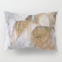 Yellowstone National Park Mammoth Hot Springs Pillow Sham