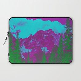 Purple Mountain Laptop Sleeve