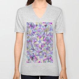 Flower beauty Unisex V-Neck