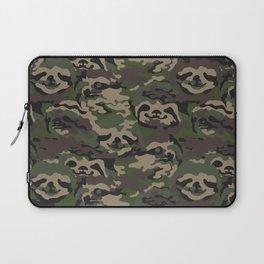 Sloth Camouflage Laptop Sleeve