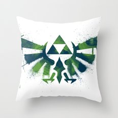 Zelda Throw Pillow