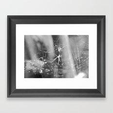 Predator's Craft Framed Art Print