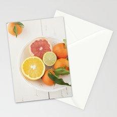Cítricos Stationery Cards