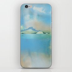 The Sacred Place From the Harbor iPhone & iPod Skin