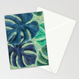 Pretty Leaves 6B Stationery Cards