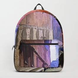 Venice Watercolour Backpack