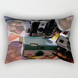 DAYS GONE BY COLOR 5 Rectangular Pillow