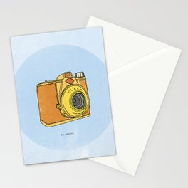 So Analog - Agfa Clack Retro Vintage Camera Stationery Cards
