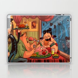 Gluttony Laptop & iPad Skin